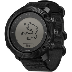 Suunto Traverse Alpha Montre GPS outdoor, stealth